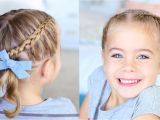 Mindy From Cute Girl Hairstyles Criss Cross Pigtails toddler Hairstyles