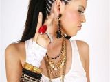 Mohawk Hairstyle with Braids 45 Fantastic Braided Mohawks to Turn Heads and Rock This
