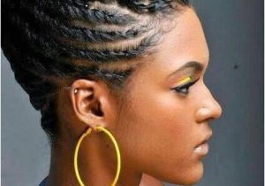 Mohawk Hairstyle with Braids Outstanding Braided Mohawk