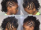 Mohawk Hairstyles for Little Girl Cornrow Mohawk Hairstyles Inspirational Mohawk