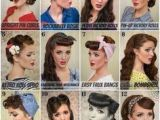 Names Of Hairstyles In the 50s How to Modern Pin Up Styles You Need to Know