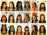 Native American Hairstyles for Women Native American Face Paint Art Pinterest
