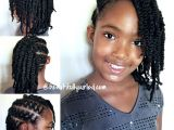 Natural Braided Hairstyles 2014 Criss Cross Cornrow Braids with Side Twists First attempt