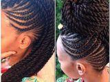 Natural Cornrow Hairstyles for Black Women Braids Braids Pinterest