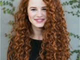 Natural Curly Red Hairstyles Best 25 Curly Red Hair Ideas On Pinterest