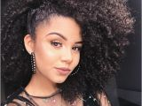 Natural Hairstyles for Curly Mixed Hair Hairstyles for Biracial Women