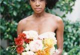Natural Hairstyles for Wedding Day 7 Superb Natural Hair Bridal Hairstyles for Summer Weddings