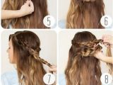 New and Easy Hairstyles for School 10 Easy Hairstyles for School