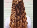 New Hairstyle for Girl Long Hair Simple Cute Hairstyles for Medium Hair New Easy Do It Yourself