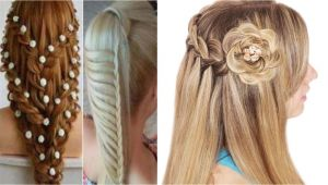 New Hairstyles Tutorials Compilation Hairstyles Tutorials Pilation Easy New Hairstyles