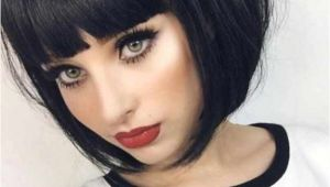 New Short Bob Hairstyles 2019 Short Bob Bangs