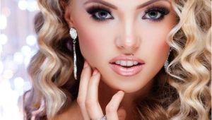 New Years Eve Hairstyles for Curly Hair New Years Eve Party Makeup and Hair Ideas