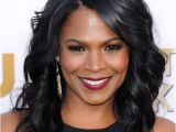 Nia Long Bob Haircut Nia Long Medium Wavy formal Hairstyle Black