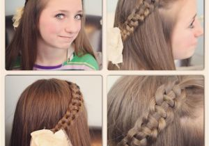 Nice Easy Hairstyles for School 6 Lovely Nice Simple Hairstyles for School