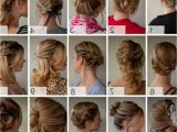 Nice Easy Hairstyles for Short Hair Cute Pulled Up Hairstyles for Short Hair Hairstyles