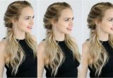 Nice Hairstyles for Girls Videos Easy Twisted Pigtails Hair Style Inspired by Margot Robbie