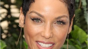 Nicole Murphy Bob Haircut Nicole Murphy Short Wavy Casual Pixie Hairstyle Medium