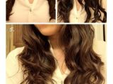 No Heat Hairstyles after Shower No Heat Hair Trick My Style Pinterest