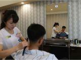 North Korea Haircut A Man S A Haircut at A Salon In Pyongyang Exclusive north