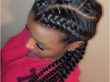 One Goddess Braid Hairstyle 31 Goddess Braids Hairstyles for Black Women