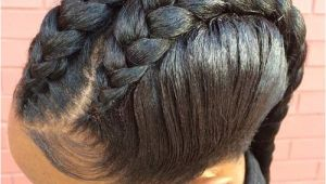 One Goddess Braid Hairstyle 40 Inspiring Examples Of Goddess Braids