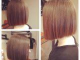 One Length Short Bob Haircuts E Length Bob Hair Pinterest