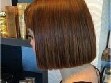 One Length Short Bob Haircuts the 25 Best E Length Haircuts Ideas On Pinterest