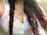 Overnight Hairstyles after Shower Just Twist after Shower Wait to Dry and Instant Heatless Curls
