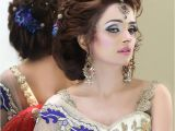 Pakistani Hairstyles for Weddings New Pakistani Bridal Hairstyles to Look Stunning