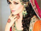 Pakistani Hairstyles for Weddings Pakistani Wedding Hairstyles for Long Hair top Pakistan