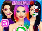 Party Hairstyles App Make Up & Hair Salon Makeover by Ninjafish Studios Llc 6 App In