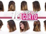Patryjordan Easy Hairstyles for Short Hair 264 Best Belleza Pelo Images In 2019
