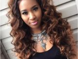 Pics Of Curly Sew In Hairstyles Sew Hot 40 Gorgeous Sew In Hairstyles