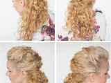 Picture Day Hairstyles for Curly Hair 30 Curly Hairstyles In 30 Days Day 7 Hair Romance