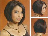 Picture Of Bob Haircut Front and Back Medium Layered Bob Back View