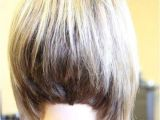 Pictures Of Back View Of Bob Haircuts Angled Bob Haircut Pictures Back View Regarding Your Own