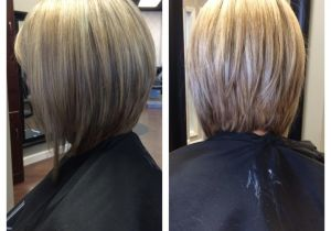 Pictures Of Bob Haircuts Front and Back Stacked Bob Hairstyles Back View