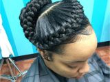 Pictures Of Goddess Braids Hairstyles 26 Goddess Braided Hairstyle Designs