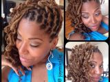 Pin Up Hairstyle for Curly Hair Pin Up with Loc Knot Curls
