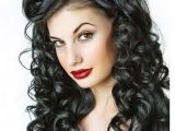 Pin Up Hairstyles for Long Hair Pictures Pin Up Hairstyles Long Hair