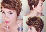 Pixie Hairstyles for Thick Curly Hair 18 Short Hairstyles for Thick Hair