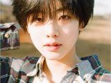 Popular Korean Haircuts Hairstyle for asian Hair Male Beautiful tomboy Haircut 0d tomboy