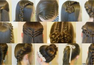 Pretty and Easy Hairstyles for School 14 Cute and Easy Hairstyles for Back to School