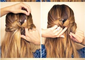 Pretty but Easy Hairstyles 19 Pretty Long Hairstyles with Tutorials Pretty Designs