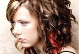 Pretty Easy Hairstyles for Curly Hair Cool Curly Hairstyles for Girls