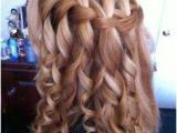 Pretty Hairstyles for A School Dance so Cute Hair Pinterest