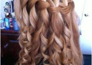 Pretty Hairstyles for A School Dance so Cute Hair Pinterest