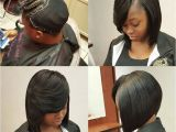 Professional Hairstyles for Black Women ⚡ 29 Mind Blowing Black Weave Hairstyles to Make You Look