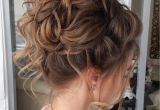 Prom Hairstyles Bun Curls 40 Creative Updos for Curly Hair Mane & Tail Pinterest