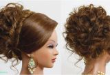 Prom Hairstyles Bun Curls 40 Unique Prom Hairstyles with Bangs